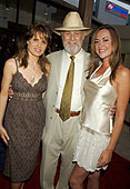 Boothe and Dickens with gerald McRAney